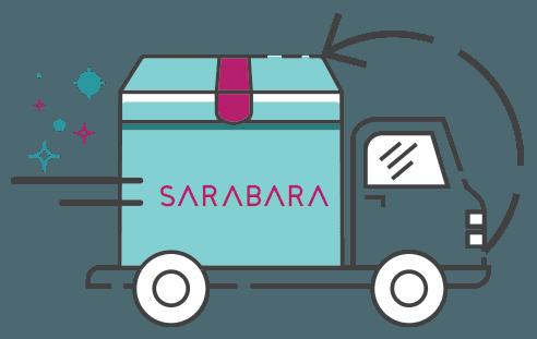 ارسال رایگان به سراسر کشور - خرید اینترنتی لباس - فروشگاه اینترنتی لباس سارابارا