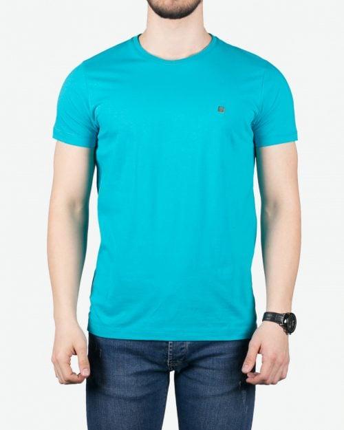 شلوار جین جذب مردانه آبی - آبی - رو به رو