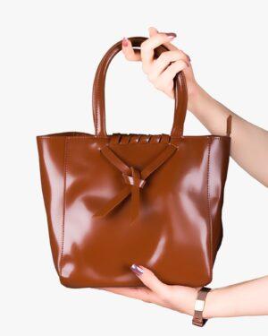 کیف مجلسی رزمری زنانه - قهوهای -فروشگاه اینترنتی سارابارا- خرید آنلاین