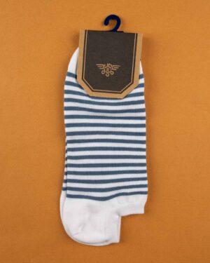 جوراب نخی 2T1- سفید (1)