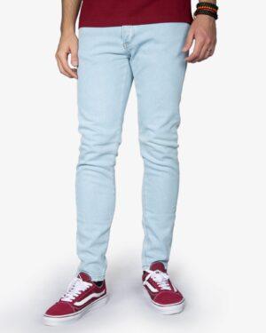 شلوار جین مردانه آبی روشن - آبی روشن - رو به رو - فروشگاه اینترنتی سارابارا- خرید آنلاین
