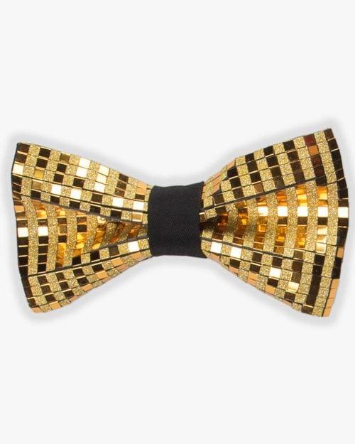 پاپیون طلایی مردانه - طلایی