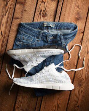 کتانی جورابی سفید مردانه - سفید - محیطی