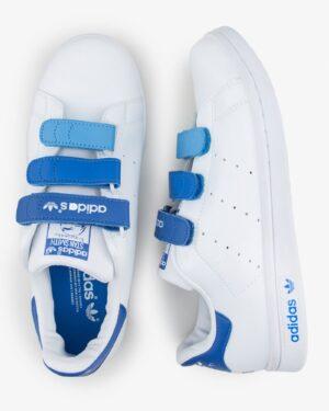 کفش اسپرت طرح آدیداس مردانه - سفید - بالا