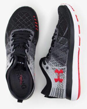 کفش ورزشی مردانه مشکی - مشکی - بالا