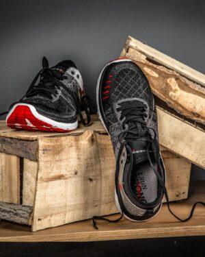 کفش ورزشی مردانه مشکی - مشکی - محیطی