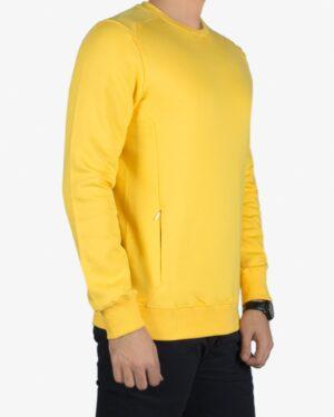 بلوز دورس مردانه زرد - زرد - بغل