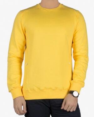 بلوز دورس مردانه زرد - زرد - رو به رو