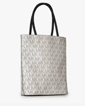 کیف دوشی دخترانه اسپرت - سفید - رو به رو