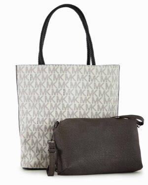 کیف دوشی دخترانه اسپرت - سفید - کیف دوشی کیف دستی