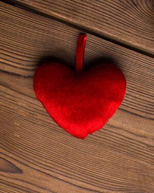 گیفت قلب - قرمز - عکس اول
