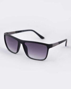 عینک آفتابی اسپرت مردانه مشکی - مشکی - مایل