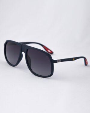 عینک آفتابی مردانه مدل ریبن - سرمه ای - مایل