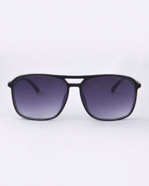 عینک آفتابی مردانه مدل پلیس - طوسی کمرنگ - رو به رو