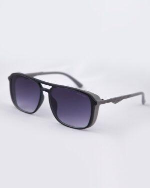 عینک آفتابی مردانه مدل پلیس - طوسی کمرنگ - مایل