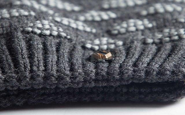 اکسسوری مردانه ، کلاه طوسی رنگ