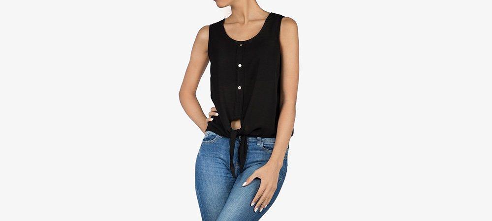 تاپ زنانه - خرید لباس زنانه - فروشگاه اینترنتی لباس سارابارا
