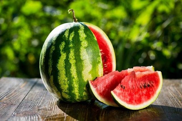 بخش جدایی ناپذیر یلدا، هندوانه