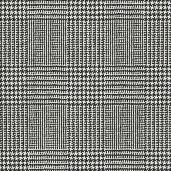 پارچه چهارخانه سیاه و سفید