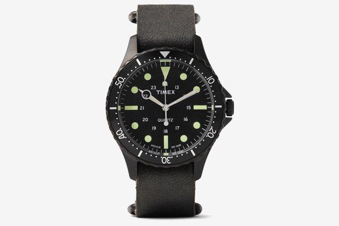 ساعت مردانه مشکی