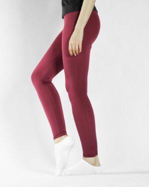 لگ زنانه ورزشی - سرمه ای تیره - بغل