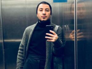 عکس اینستاگرامی نوید محمد زاده در آسانسور - مجله اینترنتی مد سارابارا