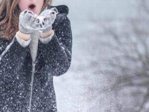 لباس زمستانی در هوای سرد برفی - مجله اینترنتی مد سارابارا