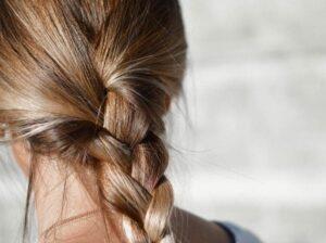مو های سالم بافته شده - مجله اینترنتی مد