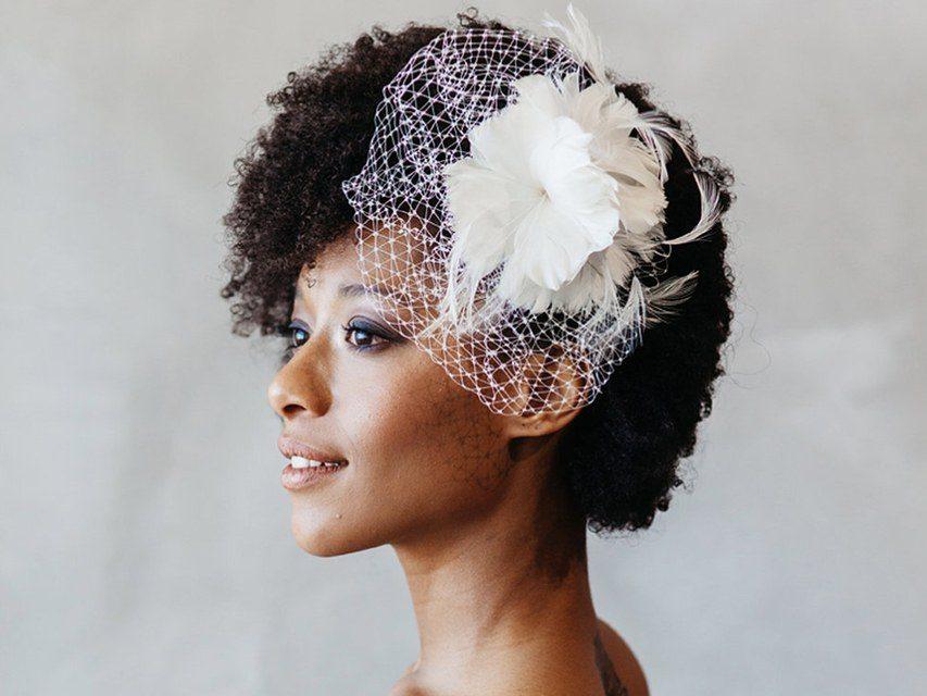 سربند توری برای عروس - اکسسوری مو زنانه در مجله اینترنتی مد - brides