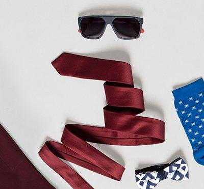 اکسسوری مردانه - خرید اینترنتی لباس - فروشگاه اینترنتی لباس سارابارا-سردر