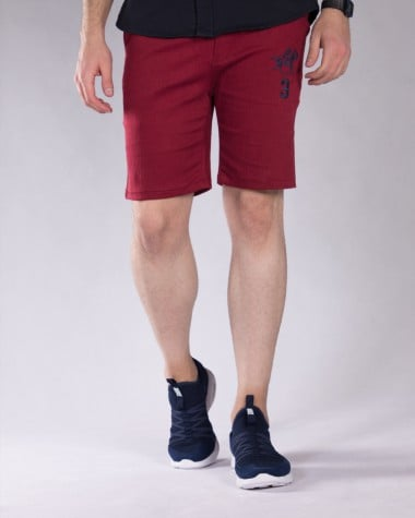 شلوارک خنک قرمز سارابارا از لباس تابستانی مردانه