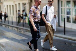 دو ست عادی و ترند از لباس تابستانی مردانه