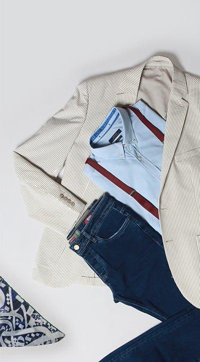 پوشاک مردانه - خرید اینترنتی لباس - فروشگاه اینترنتی لباس سارابارا-سردر