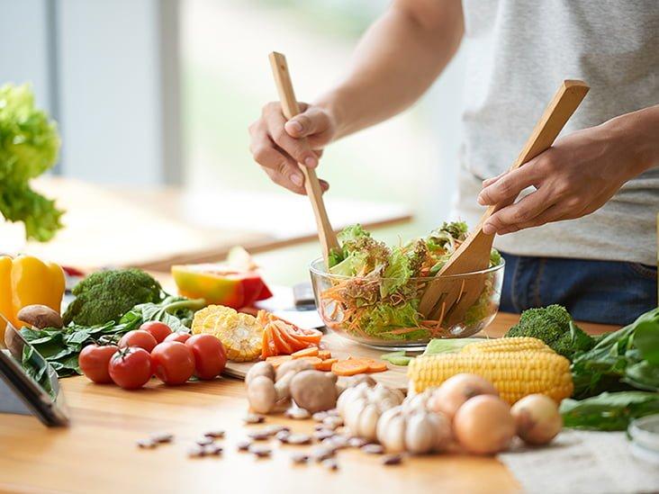 رژیم گیاهخواری رژیم های موثر کاهش وزن