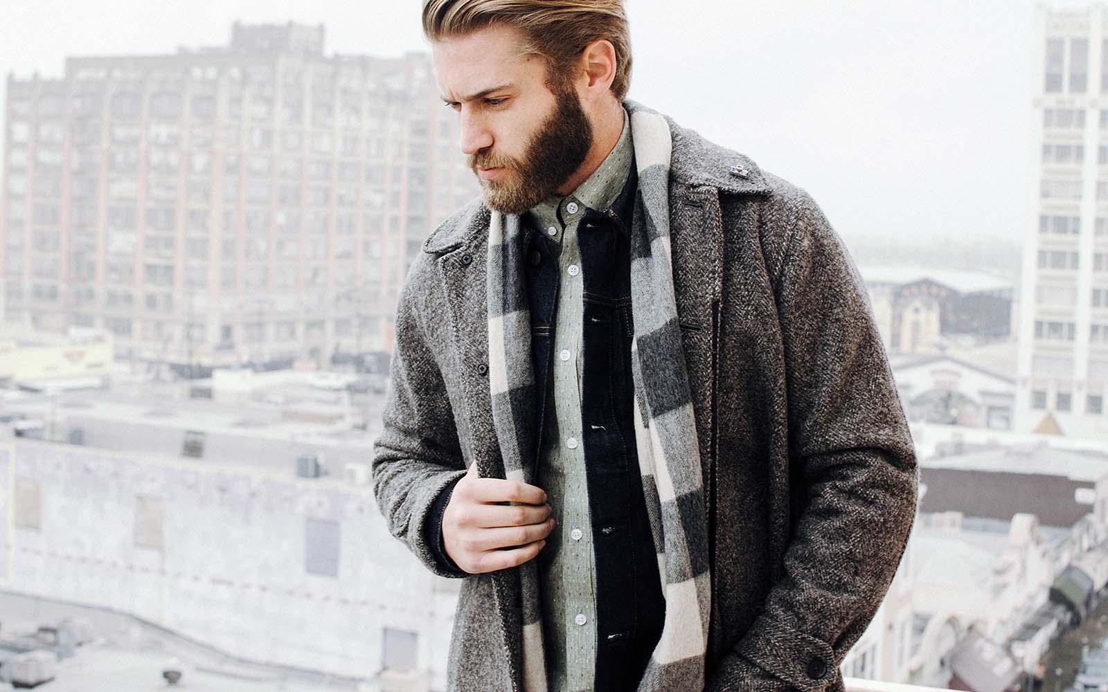 در زمستان شیک به نظر برسیم: نحوه درست پوشیدن لایه ای لباس