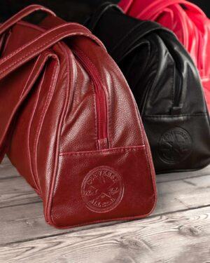 کیف ورزشی چرم مصنوعی- محیطی