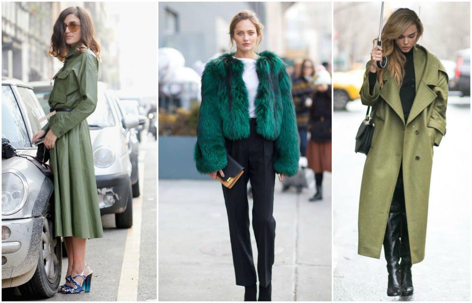 آشنایی با نحوهی استفاده از رنگها در لباس (رنگ سبز)