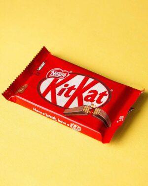 شکلات کیت کت - بسته بندی