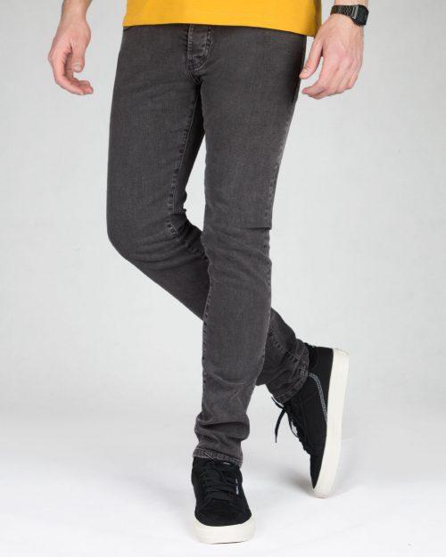 شلوار جین خاکستری تیره - خاکستری تیره - رو به رو