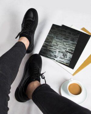 کفش-مردانه-وادین کوک-مشکی-محیطی
