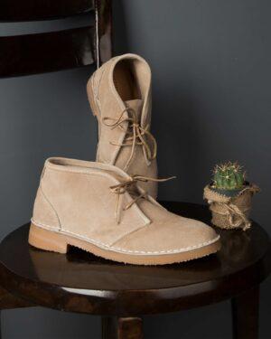 کفش مردانه ساقدار وادین کوک-کرمی-محیطی