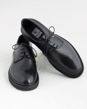 کفش مردانه مجلسی وادینکوک-مشکی-جلو بالا