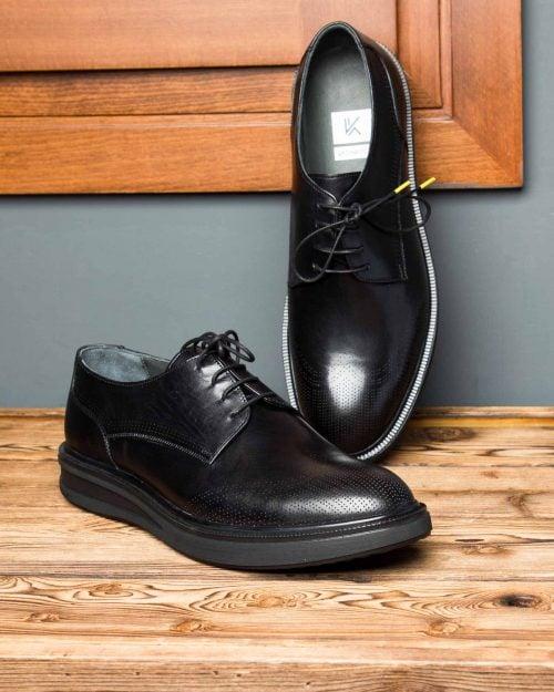 کفش مردانه مجلسی وادینکوک-مشکی-محیطی