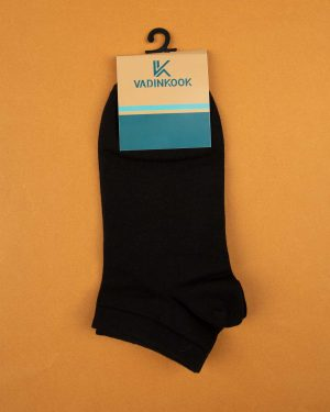 جوراب ساق کوتاه S14- مشکی (1)