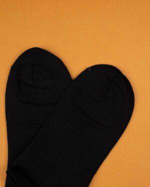 جوراب ساق کوتاه S14- مشکی (2)