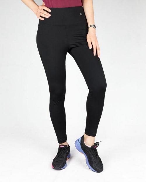 لگ ورزشی مشکی زنانه - روبه-رو