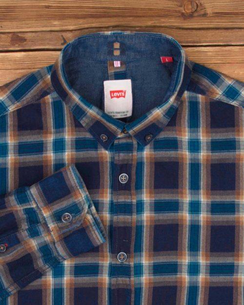 پیراهن چهارخانه مردانه 1103334 (4)
