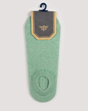 جوراب ساق کوتاه اسپرت مردانه-سبز زمردی-اصلی