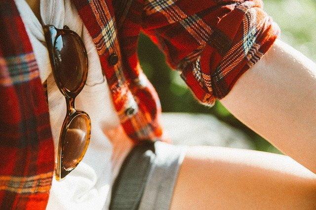 شیک ترین انواع عینک های آفتابی زنانه تابستانی را بشناسید