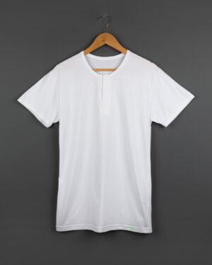 زیرپوش مردانه کد 1041- سفید- روبرو